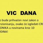 VIC DANA: Posledice novog zakona o penzionisanju
